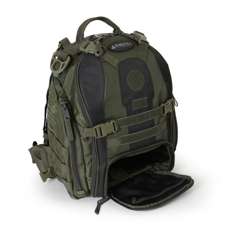 dimatex braco vert otan sacs tactiques equipement de survie. Black Bedroom Furniture Sets. Home Design Ideas
