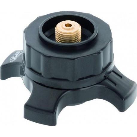 Adaptateur cartouche de gaz à valve Edelrid