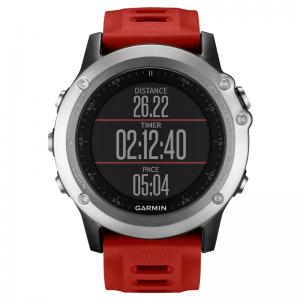 Montre GPS Garmin Fenix 3 argent