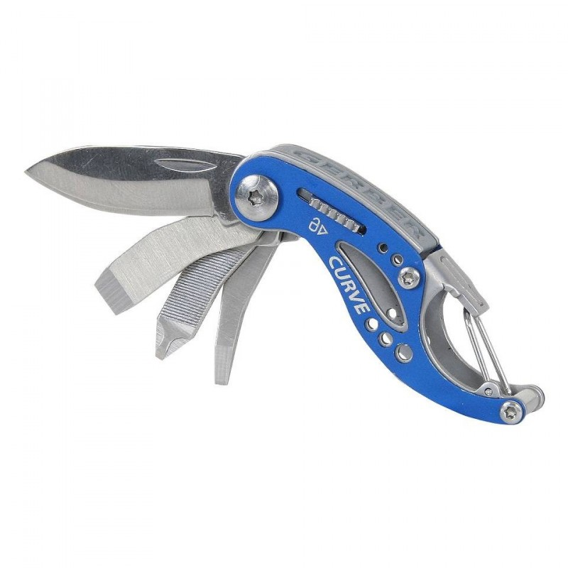 Pocket tool gerber curve